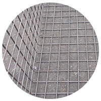 Bended Welded Wire Mesh